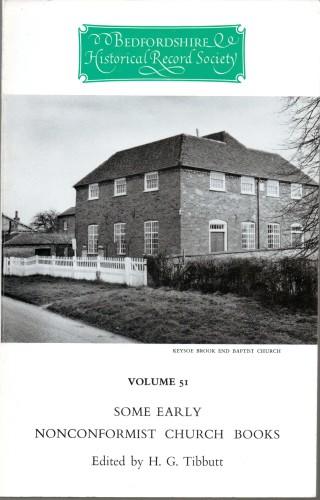 cover image: Keysoe Brook End Baptist Church