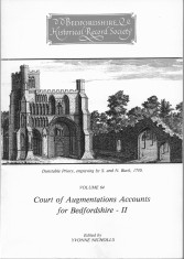 Court of Augmentations Accounts for Bedfordshire - II