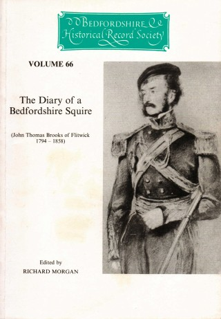 cover image: John Thomas Brooks in the uniform of the 14th Light Dragoons