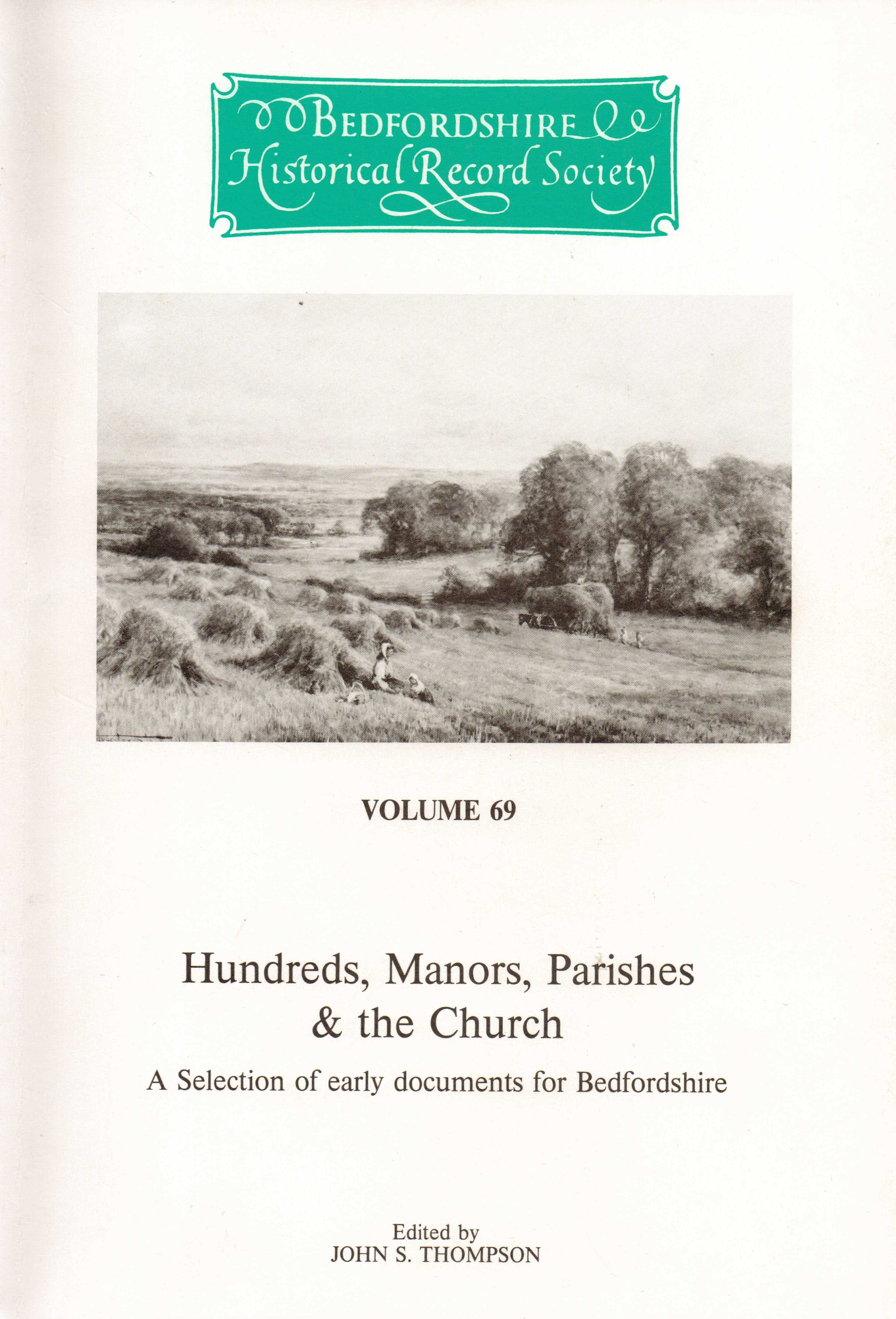 Hundreds, Manors, Parishes and the Church