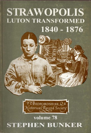 cover image: strawplaiting and hat-making in Luton