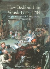 How Bedfordshire voted, 1735-1784