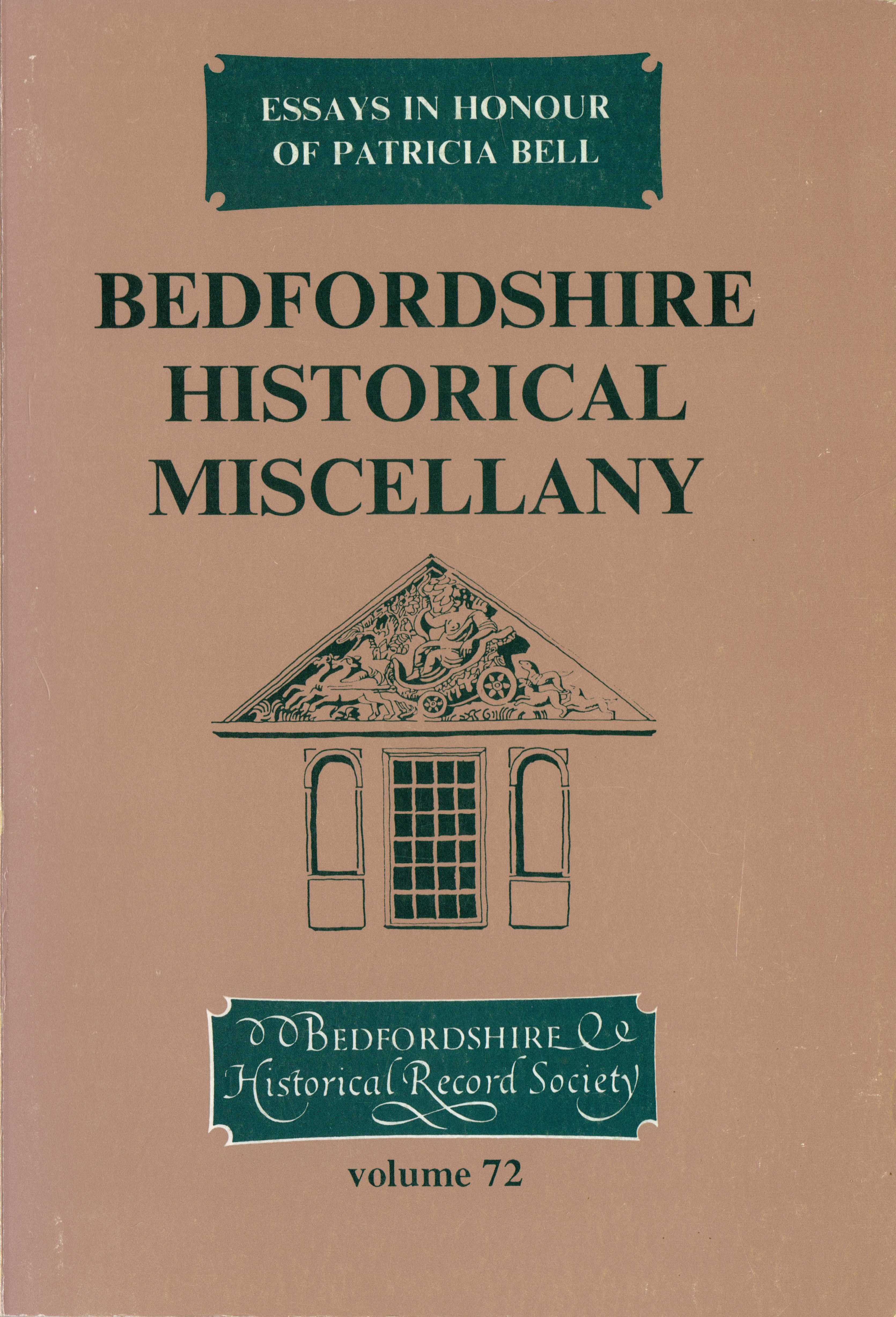 Bedfordshire historical miscellany