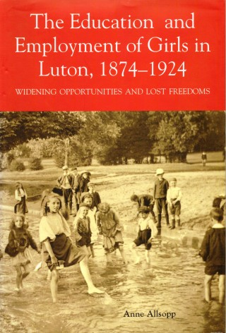 cover image: children playing, probably in Wardown Park