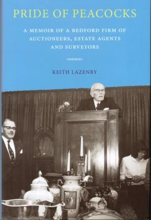 cover image: Robert Peacock conducting a sale in 1980