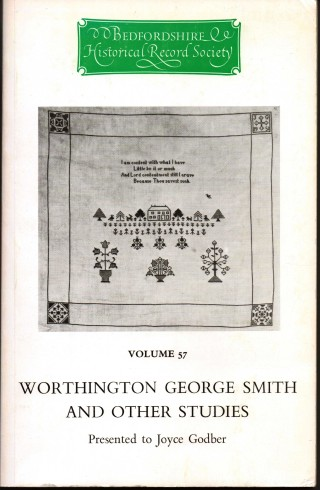 cover image: sampler made by Joyce Godber