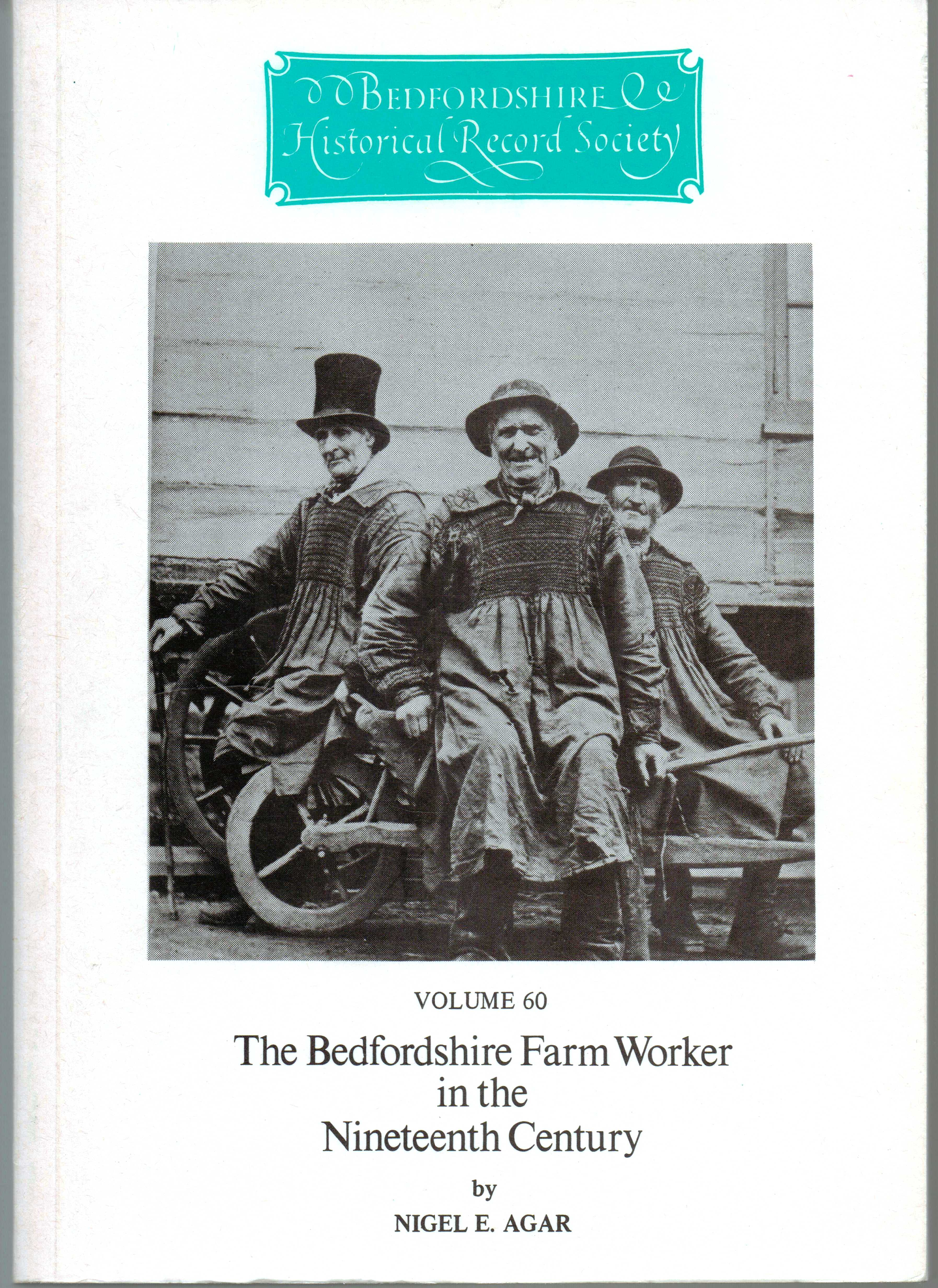 The Bedfordshire farm worker in the nineteenth century