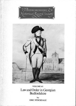 cover image: Thomas Furnivall, Serjeant-Major in the Bedfordshire Militia c.1790