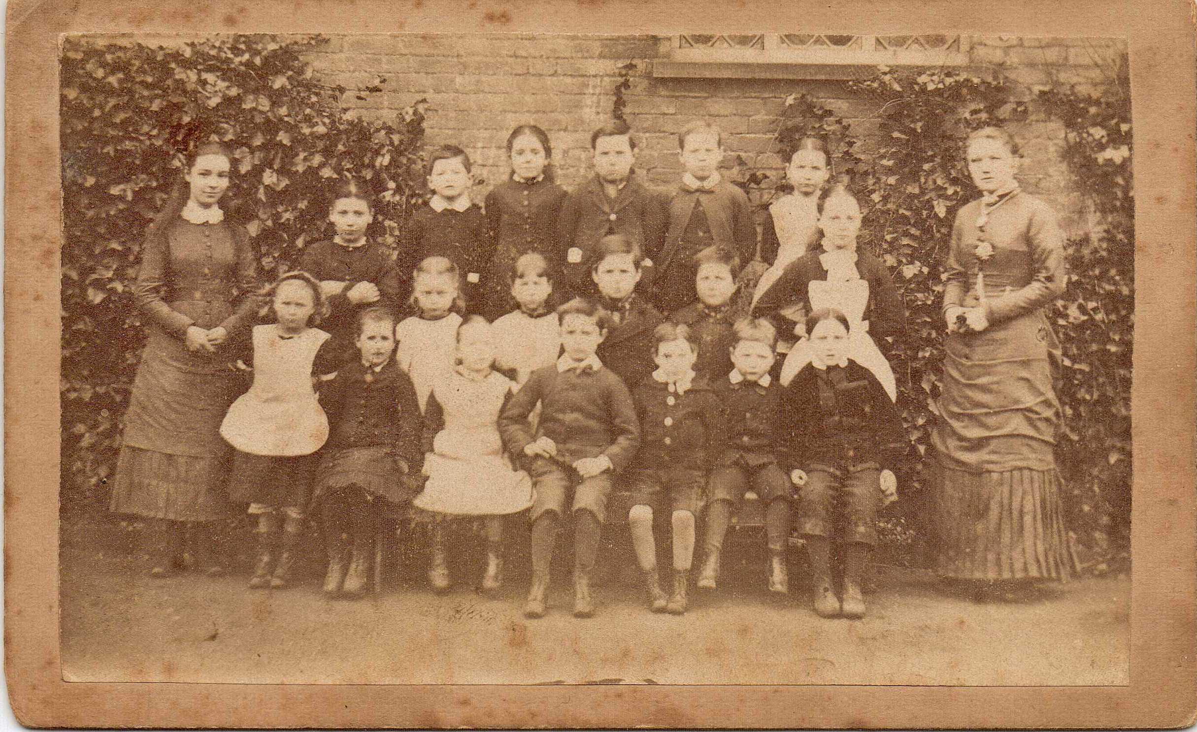 The Bedfordshire schoolchild