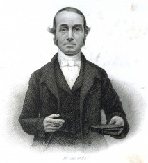John Guy, the first Primitive Methodist preacher to visit Biggleswade (courtesy Englesea Brook Chapel and Museum)