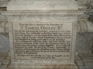 Ongley memorial, St Leonards, Old Warden, Bedfordshire | photo: Elisabeth Field