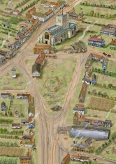 Alan Higgs' reconstruction of Elizabethan To
